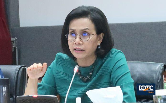 Menteri Keuangan Sri Mulyani Indrawati. (Foto dari Suryakepri.com)