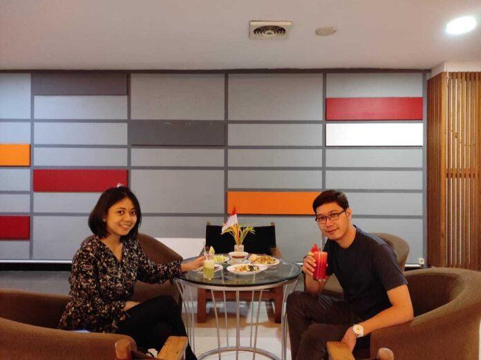 Hotel Merapi Merbabu Yogyakarta yang berlokasi di Jalan Seturan Raya No 99 Kecamatan Depok Kabupaten Sleman