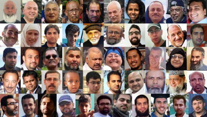 PARA KORBAN - Foto 51 orang YANG tewas dalam serangan teroris oleh Brenton Tarrant di dua masjid Christchurch, Selandia Baru, pada 15 Maret 2019.(Foto: Stuff)