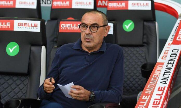 Maurizio Sarri dipecat oleh Juventus setelah Bianconeri gagal di Babak 16 Besar Liga Champions 2019-2020.(Foto: Calciomercato)