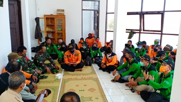 Pencarian sampai hari ke tujuh untuk korban Sager Abdul Aziz (18) Warga RT 04 RW 01 Desa Patok Jatimalang Kecamatan Purwodadi Kabupaten Purworejo dinyatakan ditutup Senin (14/09/2020) Pukul 16.00 WIB
