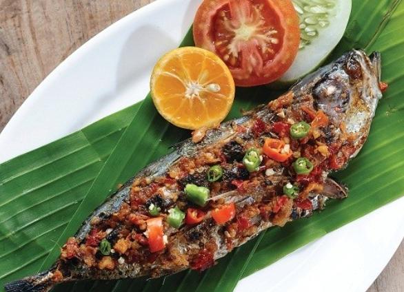 Foto ilustrasi: Makanan dari olahan ikan