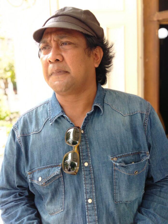 Widihasto Wasana Putra Ketua Panitia FBR 2020 .Sabtu 21/11/2020.Foto: Gaga Sallo