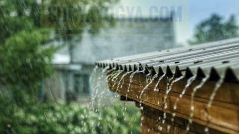 Foto ilustrasi: hujan