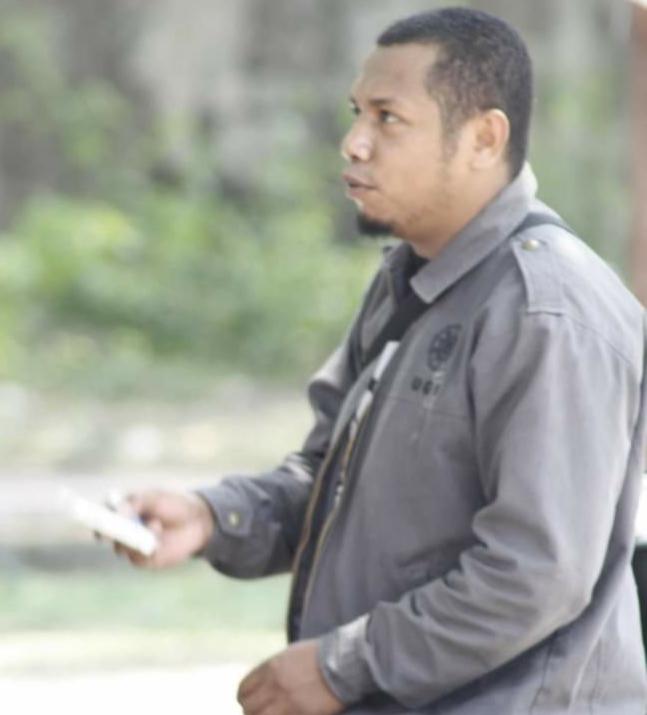 Marianus Yufrinalis Dosen Ilmu Sosial Dasar di Universitas Nusa Nipa Maumere.
