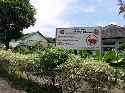 Rumah Pemotongan Hewan (RPH) yang merupakan milik Dinas Pertanian dan Pangan Kota Yogyakarta